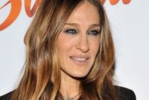 Sarah Jessica Parker Style / Sarah Jessica Parker's style: dresses, outfits, shoes, hairstyles, and all things SJP.