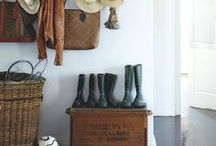 RURAL & MODERN RUSTIC STYLE / Modern rustic is definitely my style. Add a touch of Vintage + Design + Boho and that's me. Effortless! xx&x