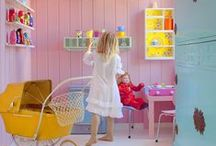 Kids spaces / by Malena Gagliesi