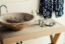 Bathroom Inspiration / Bathrooms that I love