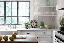 Kitchen Inspiration / Kitchen's that I dream of