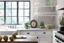 Kitchen Inspiration / Kitchen's that I dream of