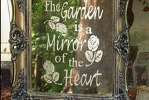 garden spots / by Janet Siemsen