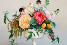 Inspo   Florals / Toronto + Chicago based blog, SimplyShantel is sharing the best floral trends and inspiration.
