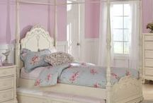 Girls' Rooms / A place to pin the best space ideas for our daughters!  Send a message if you'd like to pin! / by Beyond Stores