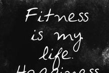 My Fitness Motivation / favorite fitness quotes, people doing poses to help me keep my body motivated and strong. / by Melina Melliz