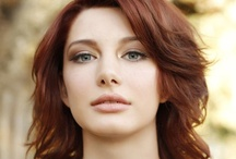 Haircolor ideas / Hair colors I'd love to have  / by Melina Melliz