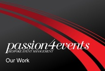 Our Work / Marquee Events, Corporate Events, Event Entertainment
