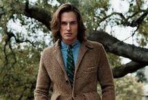 The Stylish Man / Men's Style and Fashion / by 👑Nakia 👑