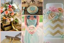 """My """"To Be"""" Wedding Board / by Laura Moon"""