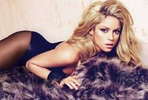 Shakira Love / I've been listening, loving and following Shakira since I first laid eyes on her back in 1994. She truly is a great inspiration to me and I'm always eager to find out what she will come up with next. / by Melina Melliz