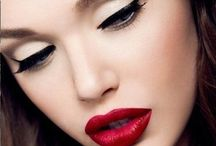 Makeup Looks / Simple, edgy, glamorous, sophisticated, basically anything that attracts me to try on  / by Melina Melliz
