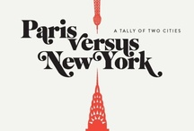 ★PARIS VS NEW YORK★