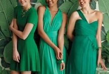 Emerald Green: 2013 Color of the Year / Emerald Green: Pantone's 2013 Color of the Year. We're in love with this color, it's so elegant and rich and livens up any color palette. Check out all of the emerald green that's inspiring us right now!