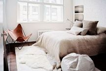 Bedroom Inspiration / I could sleep here..
