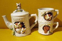 Tea Things / by Jodie Emmons