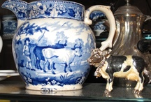 Blue and white / by Merry Hamrick