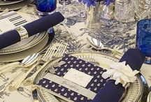 In the Navy / For all of those with a deep affection for Navy Blue...a timeless classic.... / by Mary Q. Needles