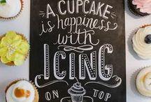 Cupcakes. / by Mariah Gilbert