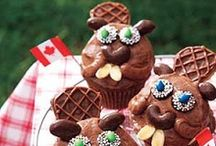 Canada Day / Celebrate the incredible country of Canada this July 1 with free printables, outfit ideas, recipes, party plans and more!