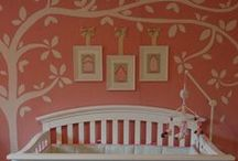 Baby Girl Nursery / by Brandi Cortez