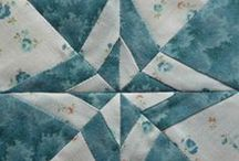 Sewing ... Quilt; Blocks / by Betty Baker