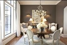 Dinning Room Decor / by Brandi Cortez
