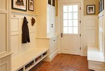 Entry Way / Mud Room / by Brandi Cortez
