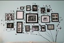 Photo Walls / by Brandi Cortez