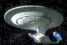To Boldly Go Where No Man Has Gone Before / TOS, TNG, DS9, VOY, and the Abrams remakes