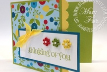 Cards and Stamping / by Sheree Garratt