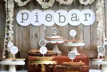 Delicious Wedding Desserts / Have your cake (or cupcakes, or cookies, or candy) and eat it too! Our favorite delicious dessert ideas.