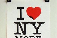 I <3 NYC / by Dawne Novinger