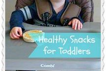Healthy Snacks / by Heather G. | Golden Reflections Blog