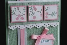 Spring/Easter cards / by Luella Dueck