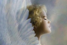 angels / There are angels among us.