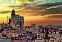 Madrid, Madrid, Madrid / by Vicki B