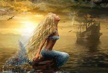 mermaids / Under the sea