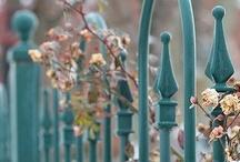 Gates & Fences: Borders of Beauty / by Julie Mangano