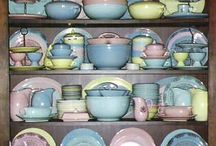 luray pastels / One of my collections