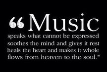 music / Music is good for the soul