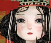 my illustrations SIMONA BURSI