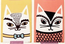 C A T Prints / The cat's meow in print