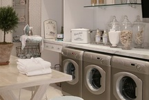 lovin these laundry rooms