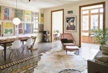 Interior Design / Natural, modern and unique interior design.