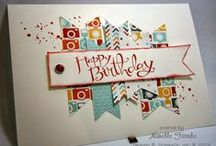 Birthday cards / by Luella Dueck