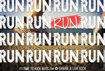 Running ♥ Quotes ♥ Inspiration / by TimeToKickBuTs
