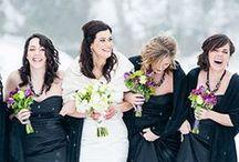 Winter Wedding Ideas / These winter wedding ideas will warm your heart.