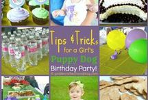 Party Ideas / Party Ideas for any occasion (birthdays, baby showers, New Years Parties and more!).