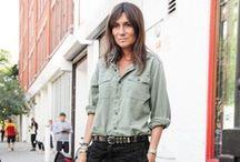 Fashion editors' Style / by Jille Pille